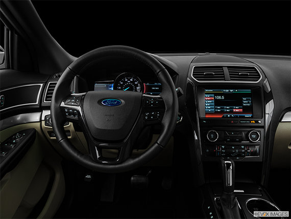 Ford Explorer XLT 2017