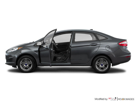 Ford Fiesta Sedan SE 2017
