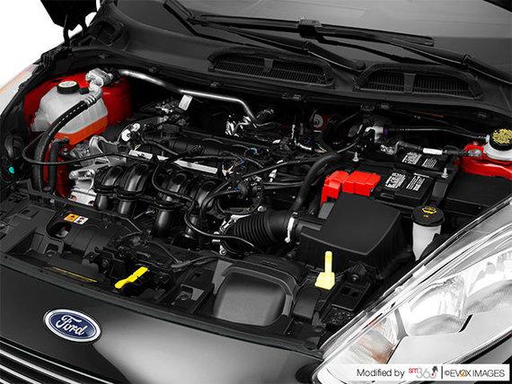Ford Fiesta Sedan TITANIUM 2017
