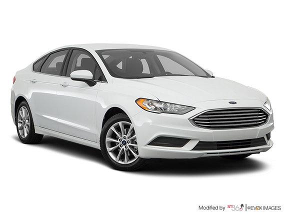 Ford Fusion SE 2017