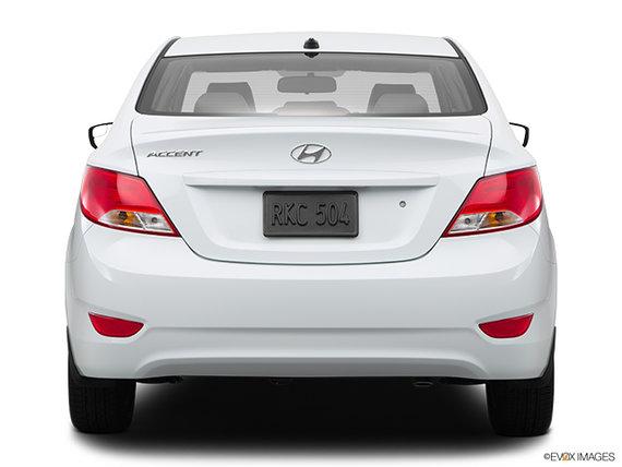 2017 Hyundai Accent Sedan GLS