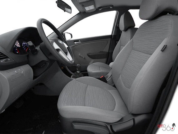 2017 Hyundai Accent Sedan L