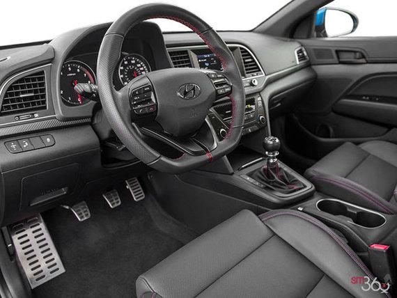 Red 2017 Hyundai Elantra >> 2017 Hyundai Elantra Sport BASE - Gyro Hyundai in Toronto ...