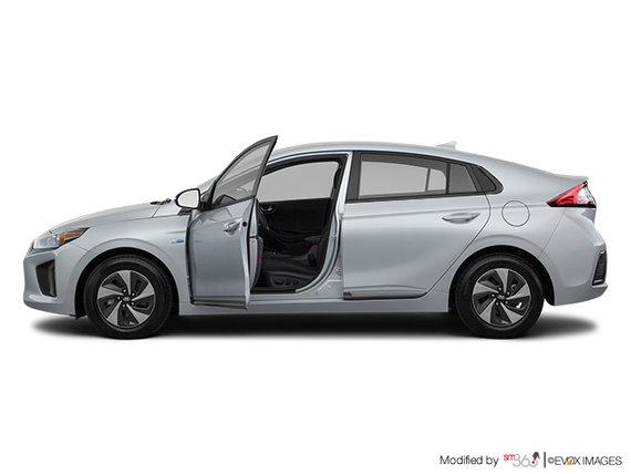 2017 Hyundai IONIQ electric SE