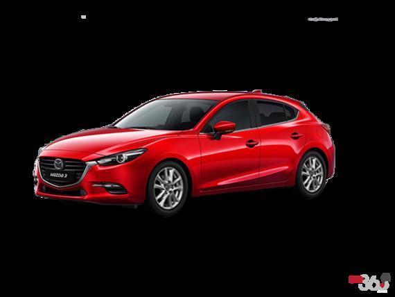 Mazda Mazda3 Sport 2017 GS