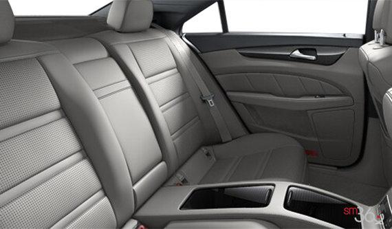 Crystal Grey Nappa Leather