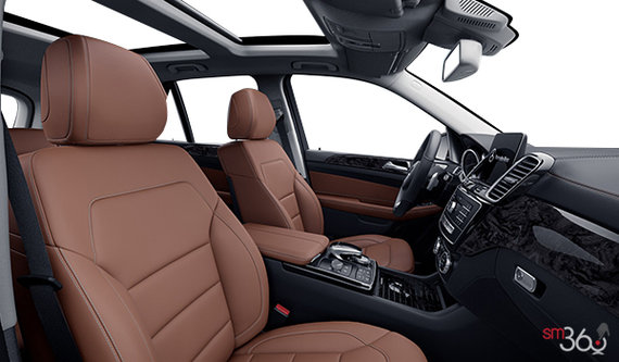 Mocha Brown Leather