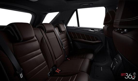 AMG Espresso Brown/Black Exclusive Nappa Leather
