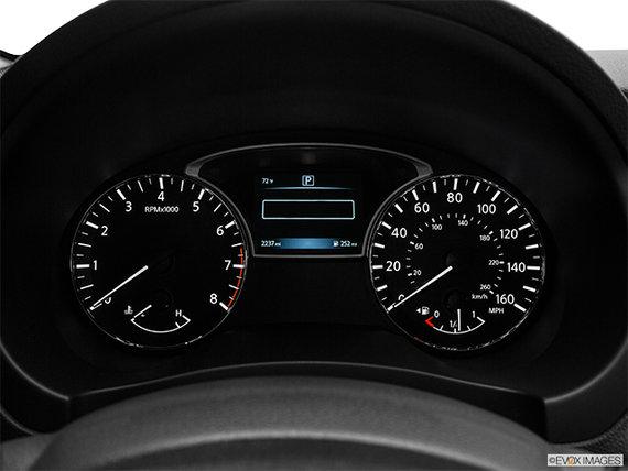 Nissan Altima 2.5 S 2017