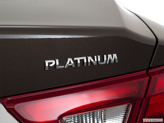 Nissan Maxima PLATINUM 2017