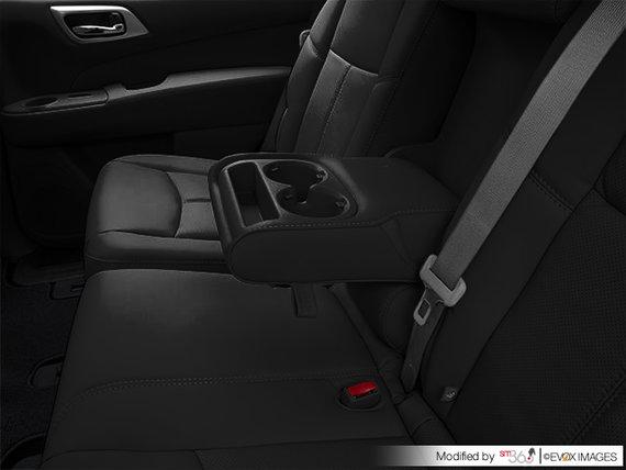 Nissan Pathfinder Midnight Edition 2017