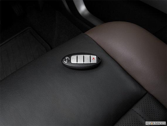 Nissan Titan PLATINUM 2017