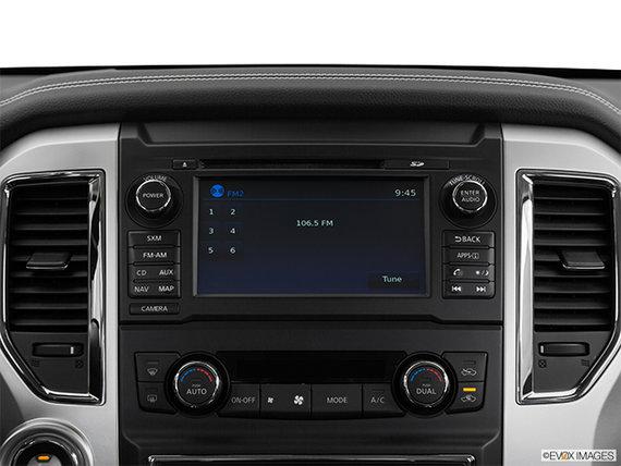 Nissan Titan PRO-4X 2017
