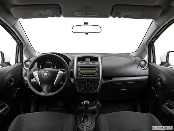 Nissan Versa Note S 2017