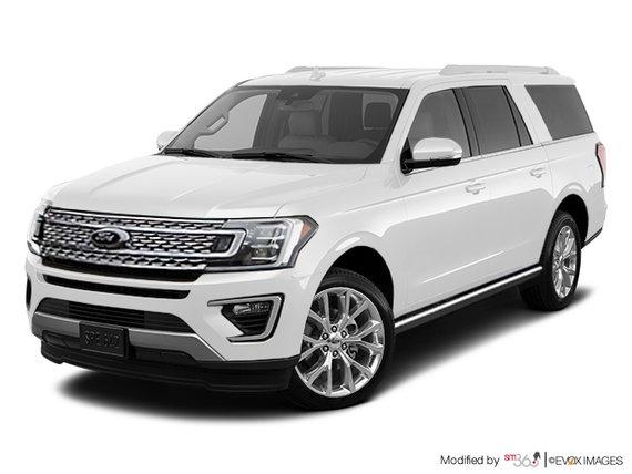 Ford Expedition PLATINUM MAX 2018