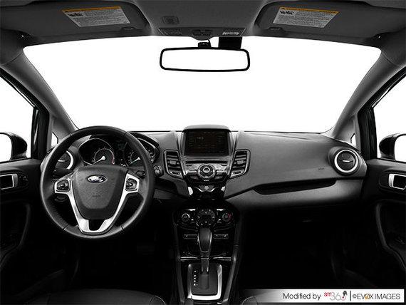 Ford Fiesta Sedan TITANIUM 2018