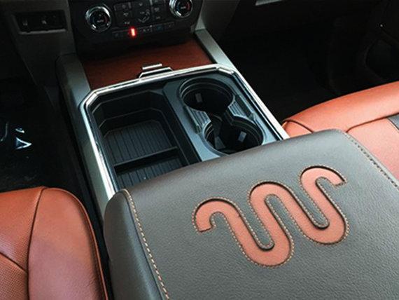 Ford Super Duty F-250 KING RANCH 2018