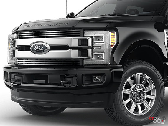 Ford Super Duty F-250 LIMITED 2018