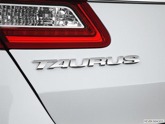 Ford Taurus SHO 2018