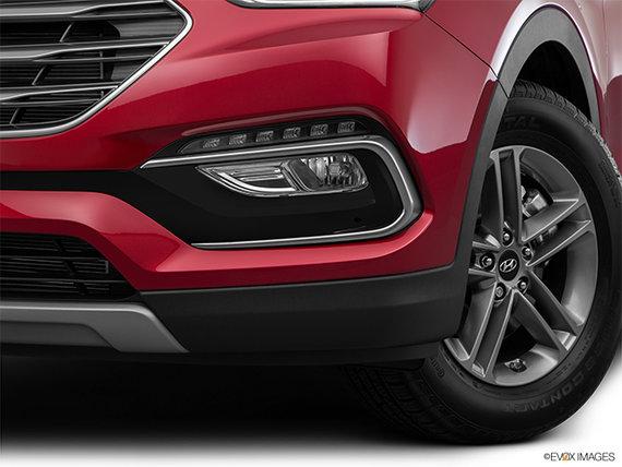 2018 Hyundai Santa Fe Sport 2.4 L LUXURY