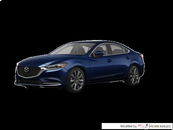 Mazda Mazda6 2018 GT