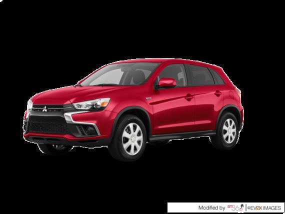 Mitsubishi RVR AWC 2018 C02