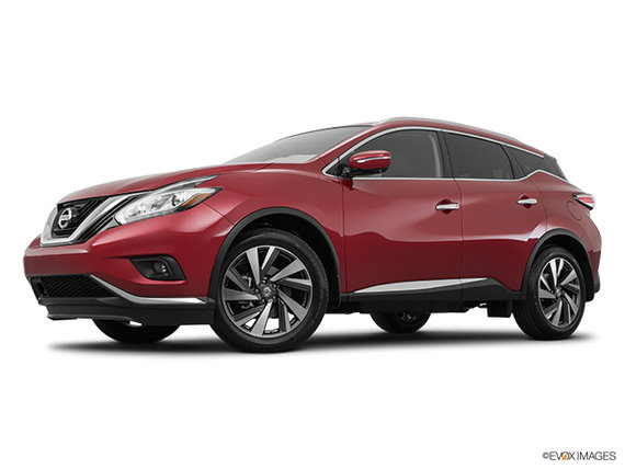 Nissan Murano PLATINE 2018