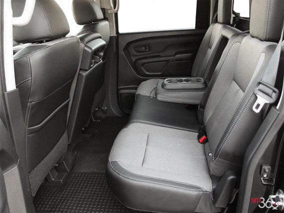 Nissan Titan XD Gas S 2018