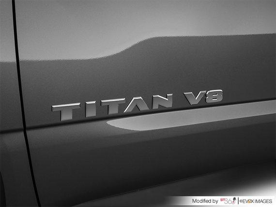 Nissan Titan SV 2018