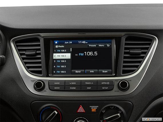 2018 Hyundai Accent Sedan GL