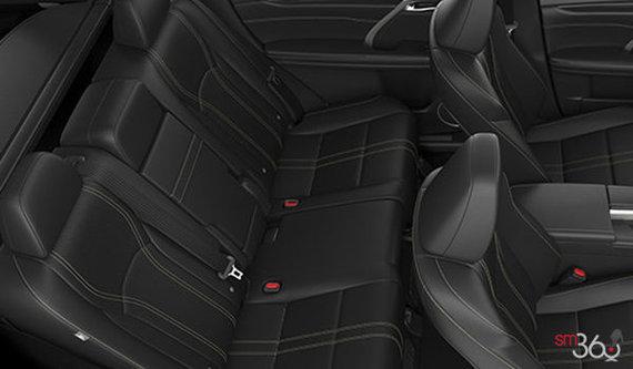 Semi-Aniline Black Leather