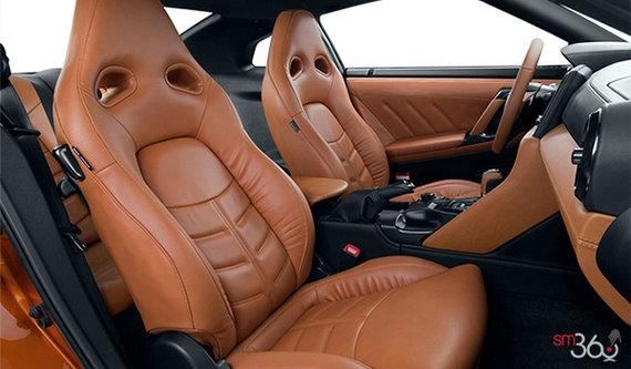 Rakuda Tan Semi-Aniline Leather