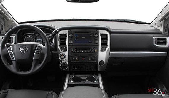 Nissan Titan XD Gas PRO-4X 2018