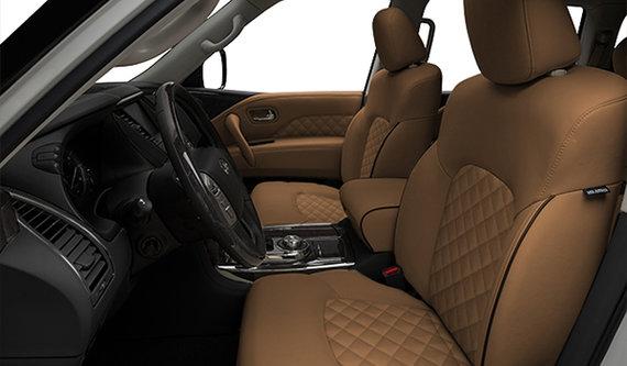 Saddle Brown Semi-Aniline Leather