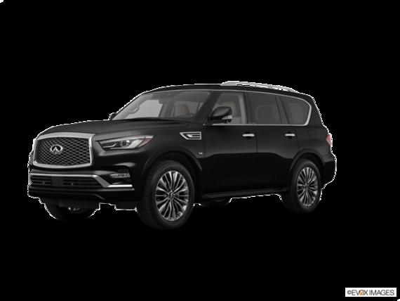 Infiniti QX80 2019 LIMITED 7 Passenger