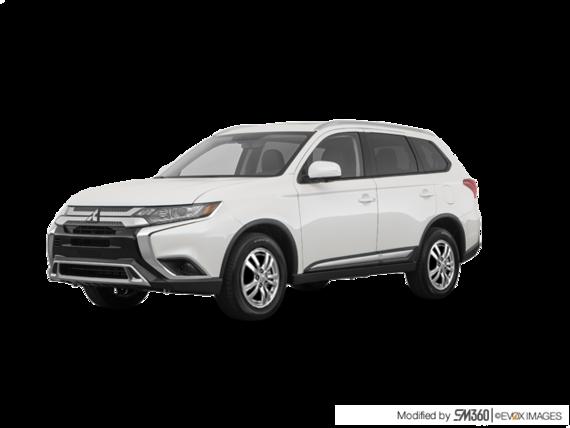 Mitsubishi OUTLANDER 4WD 2019 ES