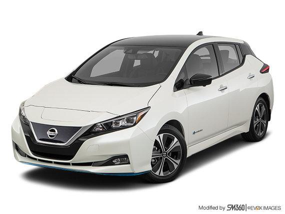Nissan Leaf SL PLUS 2019