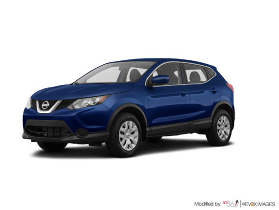 Nissan QASHQAI FWD 2019 S