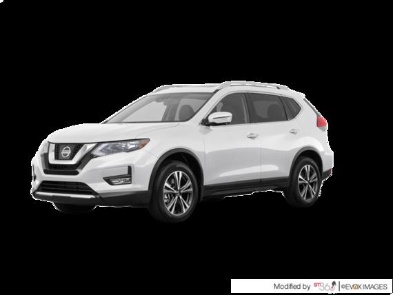 Nissan Rogue FWD 2019