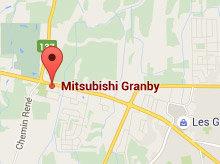 Mitsubishi de Granby