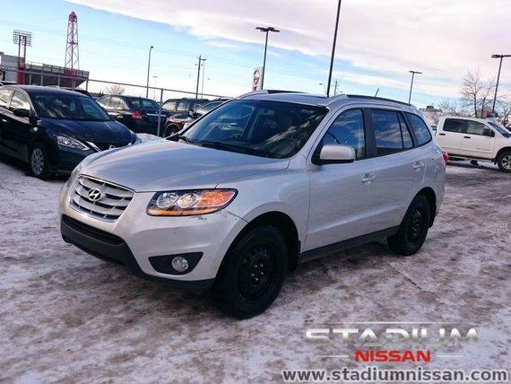 Stadium Nissan | 2011 Hyundai Santa Fe GL for sale in Calgary on