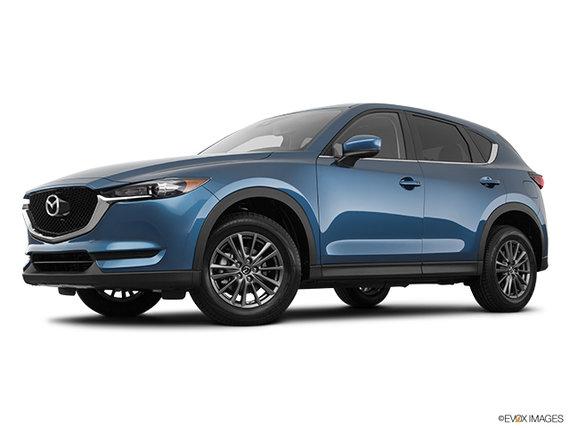 2018 Mazda CX-5 GX