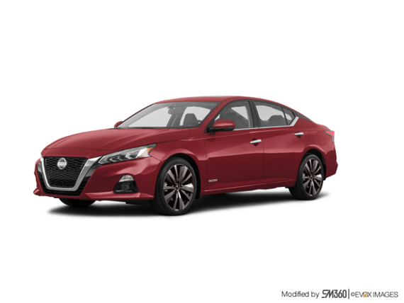 2019 Nissan Altima Sedan 2.5 Edition ONE CVT