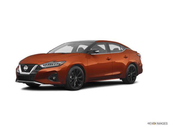 2019 Nissan Maxima SR CVT