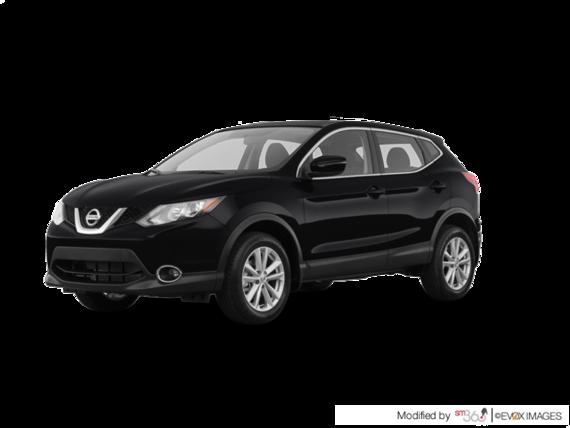 2019 Nissan Qashqai SV AWD CVT