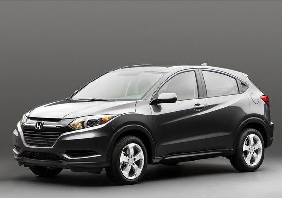 Honda présente le HR-V