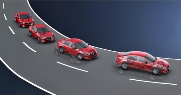 Le G-vectoring Control, ou la direction selon Mazda