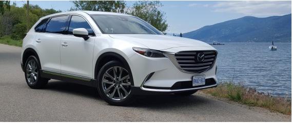 Mazda CX-9 2016: Un pas de géant