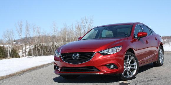 Mazda 6 GT 2014 : sous-estimée