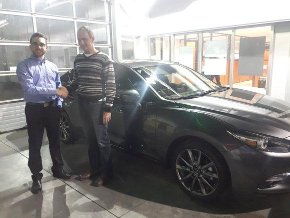 Mazda GT groupe premium